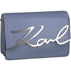 Karl Lagerfeld - K-Signature Shoulder in Blau