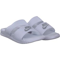 Nike - BENASSI Duo Ultra in Weiß