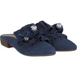 Donna Carolina - Mules in Blau