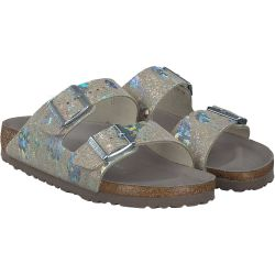 Birkenstock - Arizona Hex in Silber