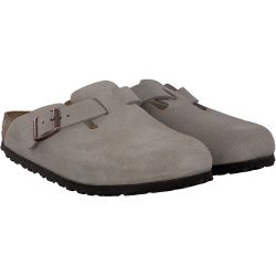 Birkenstock - BOSTON in beige