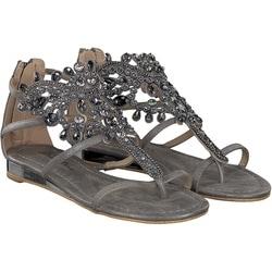 Alma en Pena - Sandale in Grau