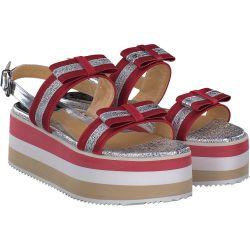 Trumans - Sandale in Silber