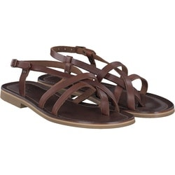 Bartu - Sandale in braun