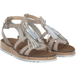 Paul Green - Sandale in Beige