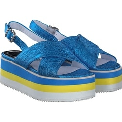 Trumans - Sandale in Blau