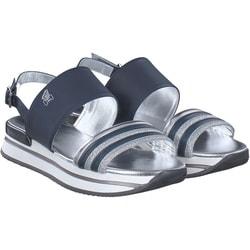 Hogan - Sandale in blau
