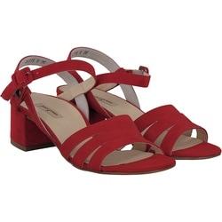 Paul Green - Sandale in Rot