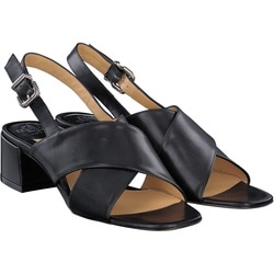 Trumans - Sandale in Schwarz