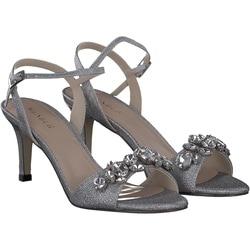 Menbur - Sandale in Silber