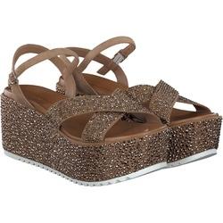 A. Sabatini - Sandale in Braun