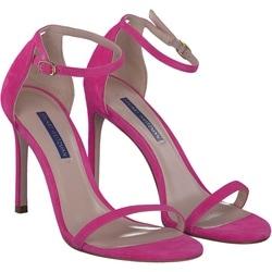 Stuart Weitzman - Sandalen in Pink