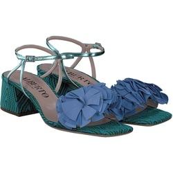 Alberto Gozzi - Sandale in Blau