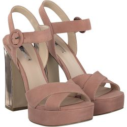 Guess - Sandale in Rosa