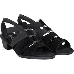 Gabor Comfort - Kreta in schwarz
