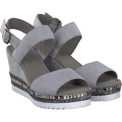 Gabor - Sandale in Grau