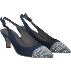 Maripe´ - Slingpumps in Blau