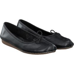 CLARKS - Freckle Ice in Schwarz