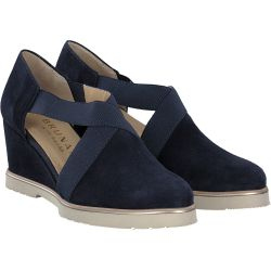 Brunate - Wedges in blau