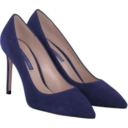 Stuart Weitzman - Pumps in Blau