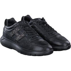 Hogan - Sneaker in schwarz