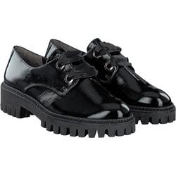Paul Green - Schürschuh in schwarz