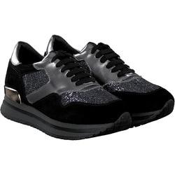 Andrea Puccini - Sneaker in Schwarz