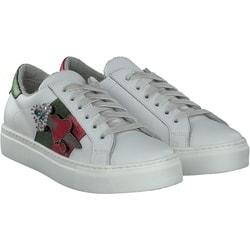 Zahira - Sneaker in Silber