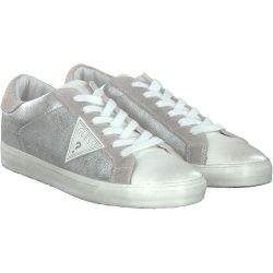 Guess - Sneaker in Silber