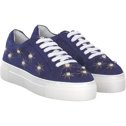 Andrea Puccini - Sneaker in Blau
