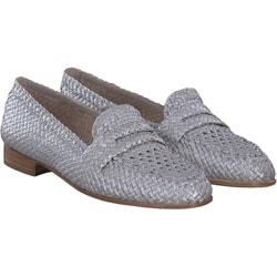Pertini - Loafer in Silber