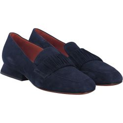 Santoni - Slipper in Blau