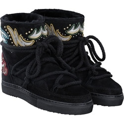 Inuikii - Sneaker Dipama in schwarz