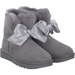 UGG - Gita Bow Mini in Grau
