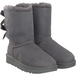 UGG - Bailey Bow in Grau