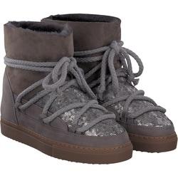 Inuikii - Sneaker Sequin in Grau