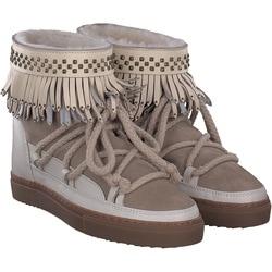 Inuikii - Sneaker Friges in beige