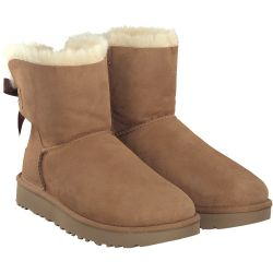 UGG - Mini Bailey Bow in Beige