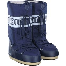 Moonboot - Nylon in Blau
