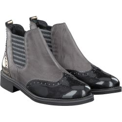 Paul Green - Stiefelette in Grau