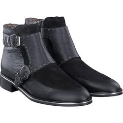 Pertini - Stiefelette in schwarz