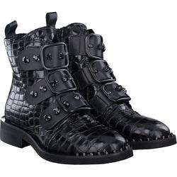Mimmu - Stiefelette in schwarz