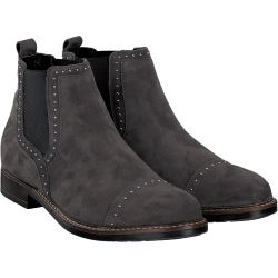 Terry - Stiefelette in Grau