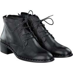 Paul Green - Stiefelette in schwarz
