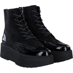 Hogan - Stiefel in schwarz