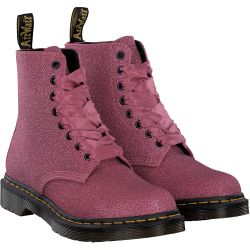 Dr. Martens - 1460 Pascal Glitter in rosa