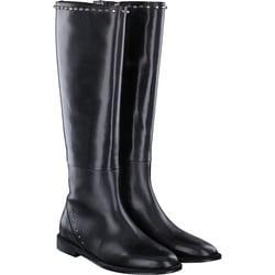 MA&LO - Stiefel in schwarz