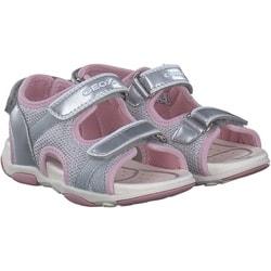 Geox - Sandal Todo Girl in Silber