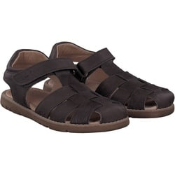 Clic - Sandale in braun