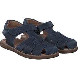 Clic - Sandale in Blau